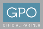 GPO Official Partnership Logo Image