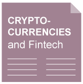 Cryptocurrencies and Fintech logo