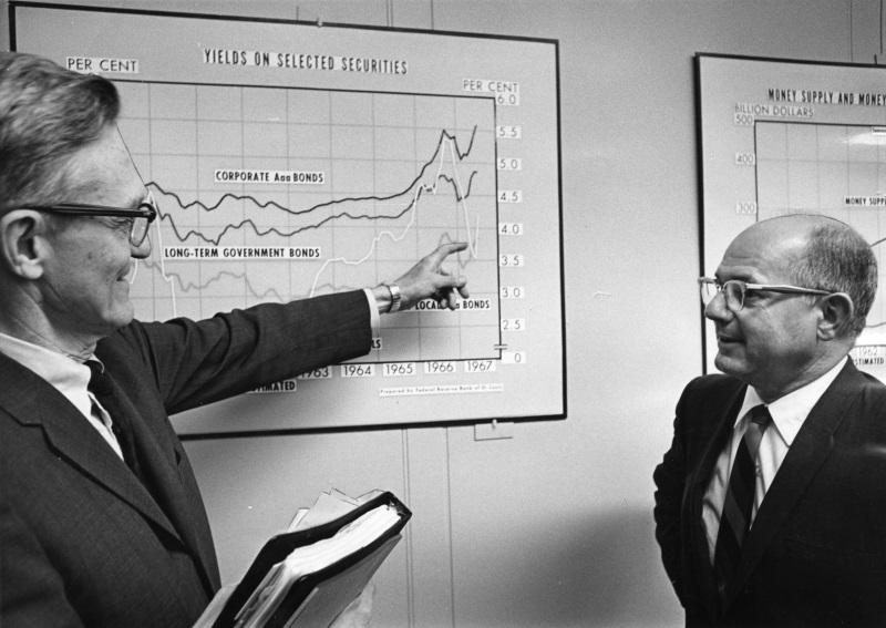 Homer Jones and Darryl Francis