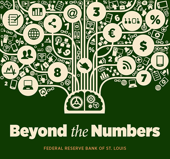 Beyond the Numbers logo