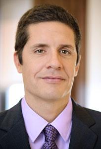 Research Director Carlos Garriga